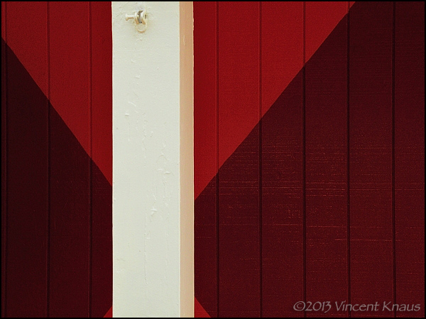Red, Maroon and Cream