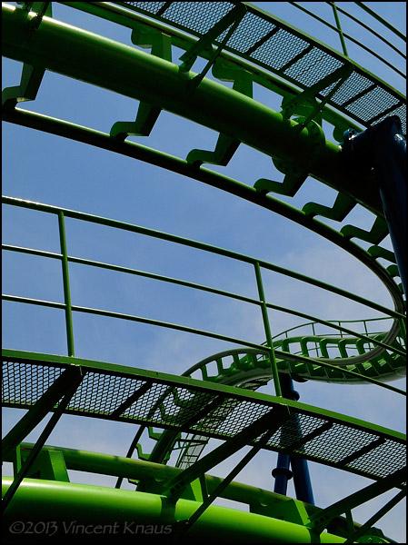 Green Coaster