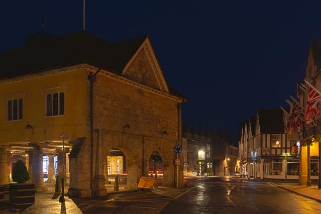 Tetbury at Night